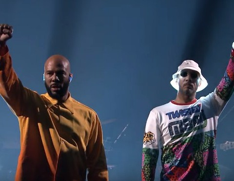 Watch Common & Swizz Beatz Performs 'Hercules' on Jimmy Fallon's Show