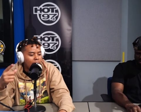 Watch YBN Cordae Freestyles on Funk Flex's Show