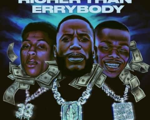 New Music Gucci Mane - Richer Than Errybody (Feat. DaBaby & NBA YoungBoy)