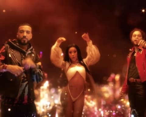 New Video French Montana - Writing on the Wall (Feat. Post Malone & Cardi B)