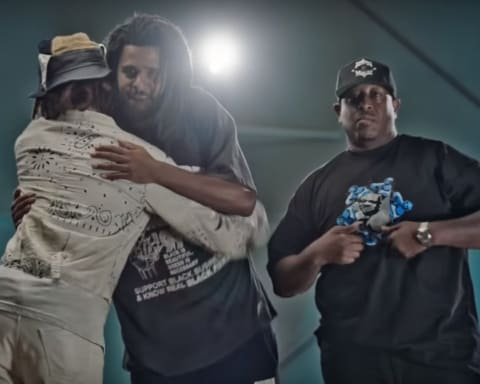 New Video Gang Starr - Family and Loyalty (Feat. J. Cole)
