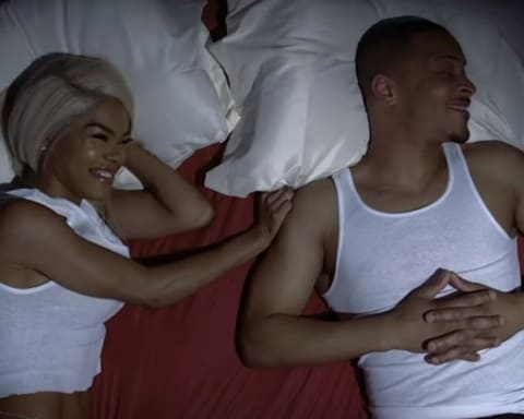 New Video T.I. - You (Be There) (Feat. Teyana Taylor)