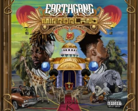 Stream EARTHGANG's New Album 'Mirrorland'