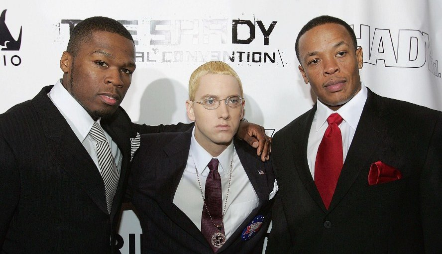 Watch 50 Cent Reveals Once Eminem Turned Down A Joint Tour with him, Dr. Dre & Snoop Dogg