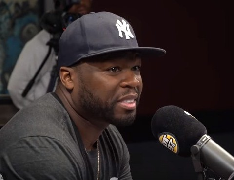 Watch 50 Cent's New Interview on Ebro in the Morning