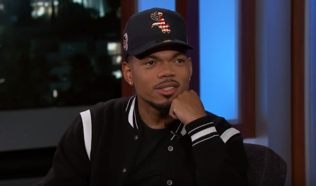 Watch Chance The Rapper's Interview on Jimmy Kimmel Live
