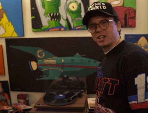 Watch Logic Gives A House Tour in 'BobbysWorld' vlog Episode 2
