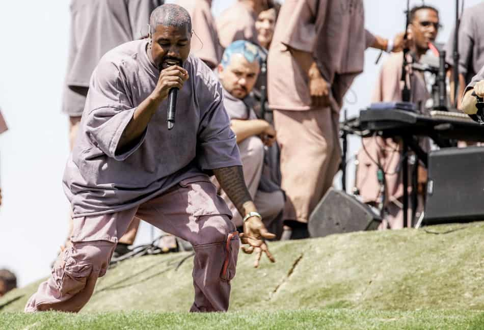 Kanye West is Releasing his New Album 'Jesus is King' on October 25th