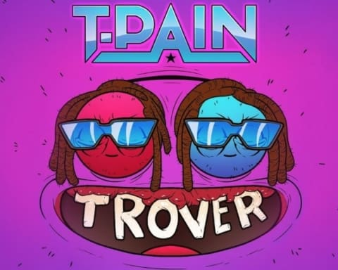 New Music T-Pain - Trover Saves The Universe
