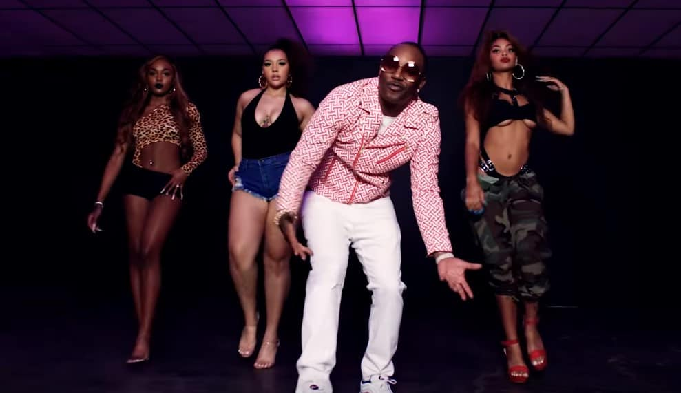 New Video Cam'ron - Believe In Flee