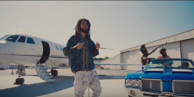 New Video Dreamville - Down Bad (Feat. J. Cole, JID, Bas, EarthGang & Young Nudy)