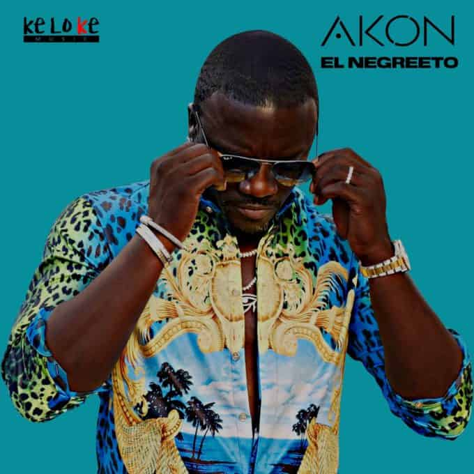 Stream Akon's Latin Album 'El Negreeto'