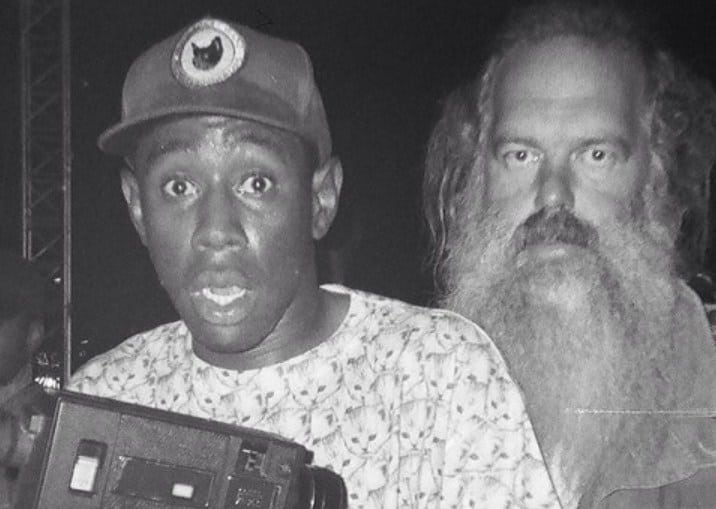 Tyler, The Creator's New Interview with Rick Rubin