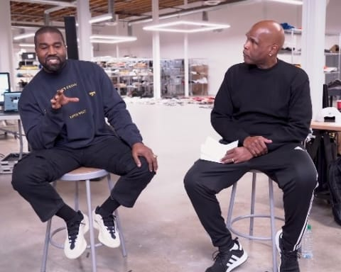 Watch Kanye West's New Interview with Big Boy