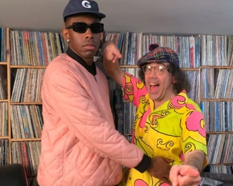Watch Tyler, The Creator's Interview with Nardwuar