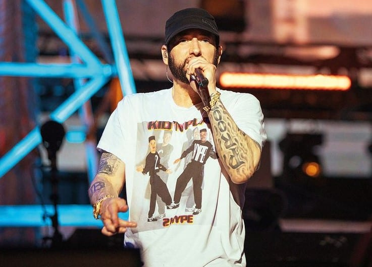 An Unreleased Eminem's Song 'Everything' Surfaced Online