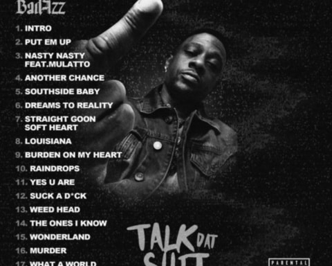 Boosie Badazz Releases his new Album 'Talk Dat St'