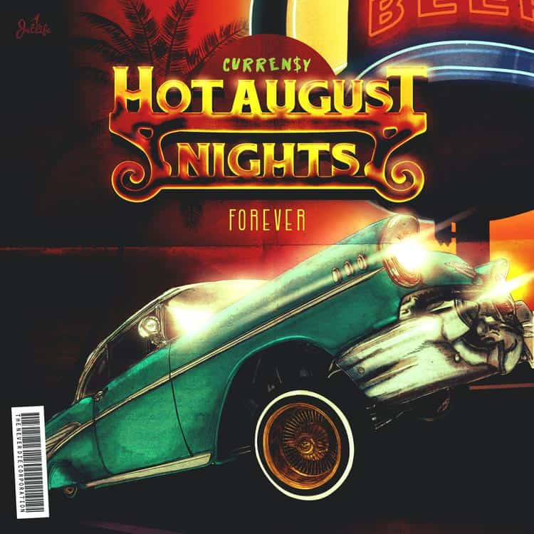 Currensy Re-Releases 'Hot August Nights' with Features From Rick Ross, G-Eazy, Styles P & More