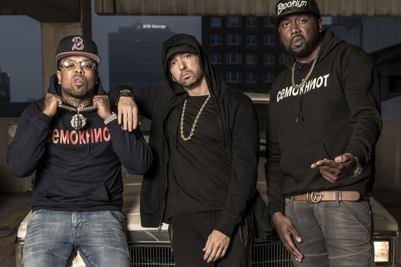 Griselda's Shady Records Debut Album 'WWCD' To Feature Eminem & 50 Cent
