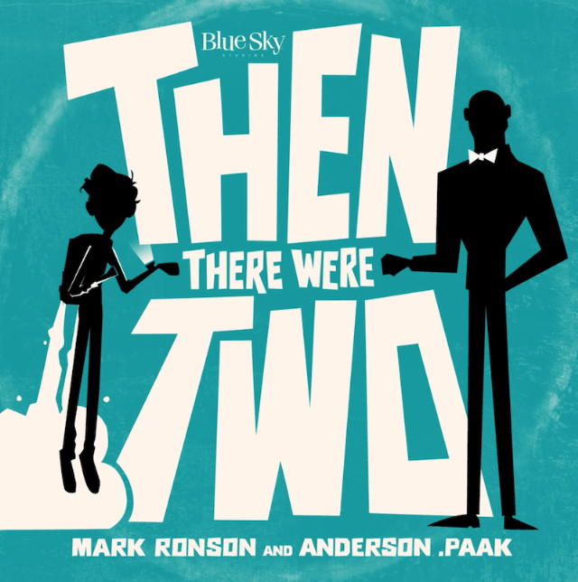 New Music Mark Ronson & Anderson .Paak - Then There Were Two
