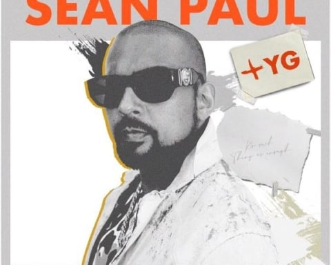 New Music Sean Paul - When It Comes To You (Remix)(Feat. YG)
