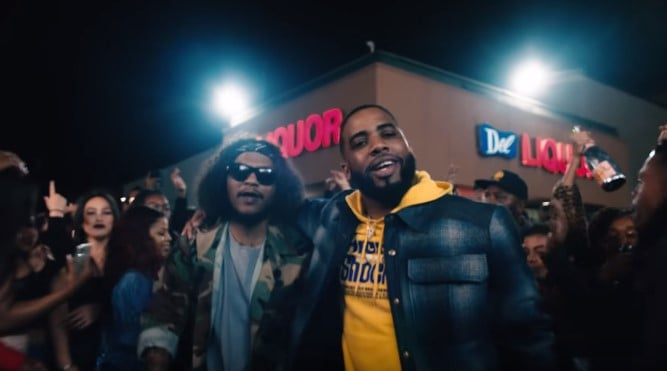 New Video REASON - Flick It Up (Feat. Ab-Soul)