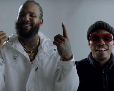 New Video: The Game - Stainless (Feat. Anderson .Paak)