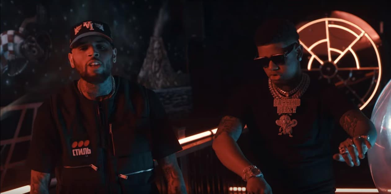 New Video Yella Beezy - Restroom Occupied (Feat. Chris Brown)