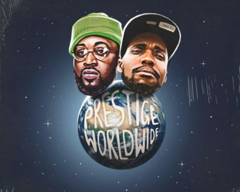 Stream Smoke DZA & Currensy's New Project 'Prestige Worldwide'