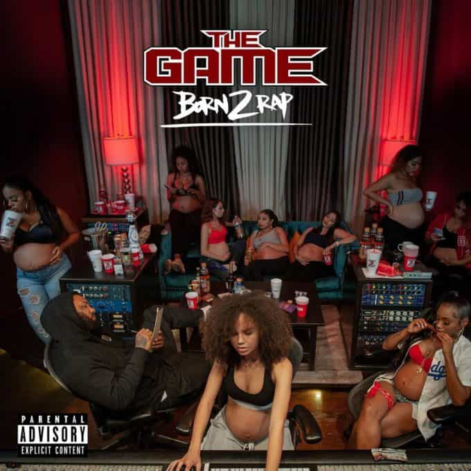 Stream The Game's New Album 'Born 2 Rap' Feat. Ed Sheeran, 21 Savage, Chris Brown and more