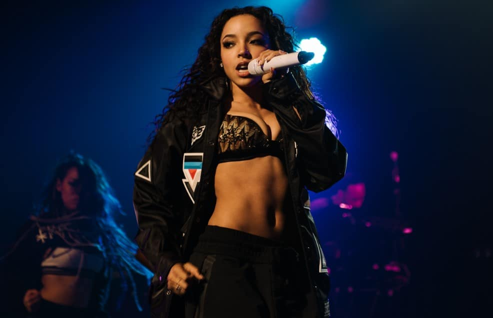 Tinashe Reveals Cover Art & Tracklist for New Album 'Songs For You'