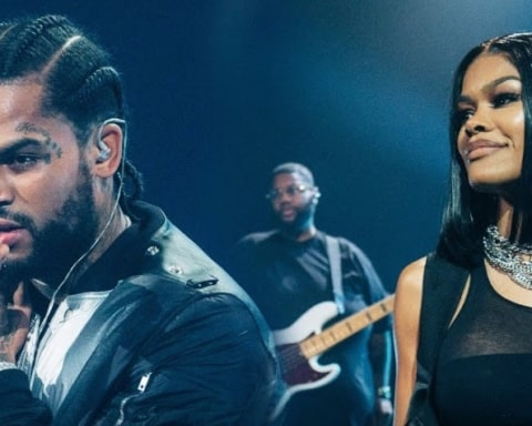 Watch Dave East & Teyana Taylor Perform 'Need A Sign' on James Corden's Show