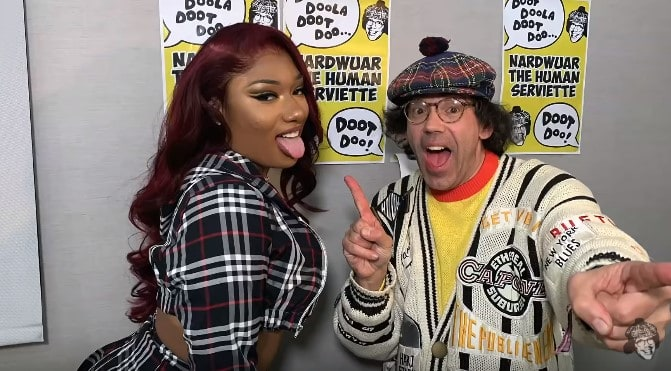 Watch Megan Thee Stallion's New Interview with Nardwuar