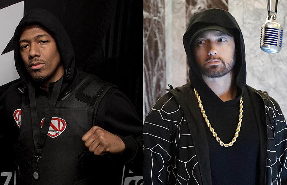 Eminem Responds to Nick Cannon on Twitter
