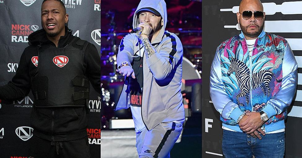Fat Joe Talks About Eminem & Nick Cannon's Beef