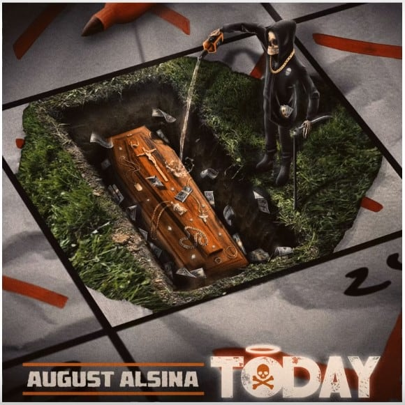New Music August Alsina - Today