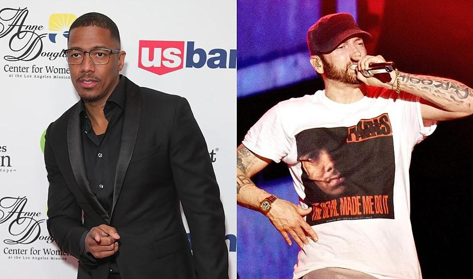 New Music Nick Cannon - The Invitation Canceled (3rd Eminem Diss)