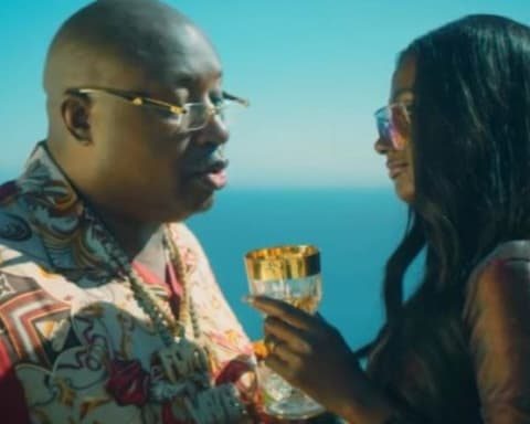 New Video E-40 - 1 Question (Feat. Jeremih, Rick Ross & Chris Brown)