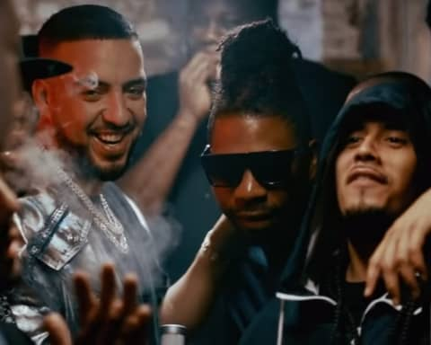 New Video French Montana - What It Look Like