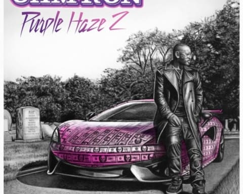 Stream Cam'ron's New Album 'Purple Haze 2'