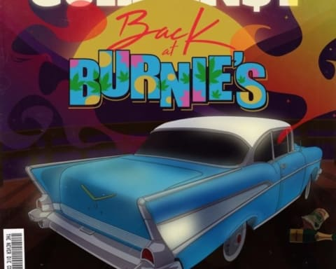 Stream Currensy's New Project Back at Burnie's