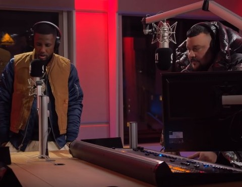 Watch Fabolous' Fire in the Booth Freestyle
