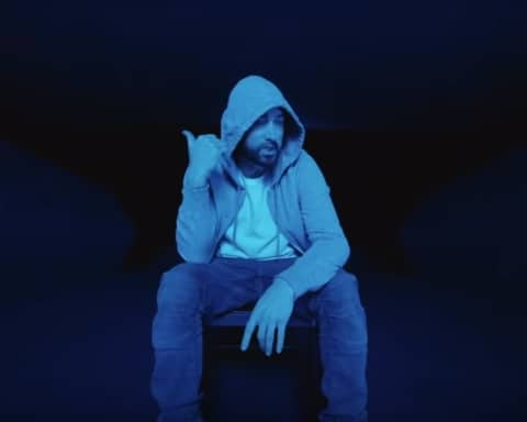 New Video Eminem - Darkness