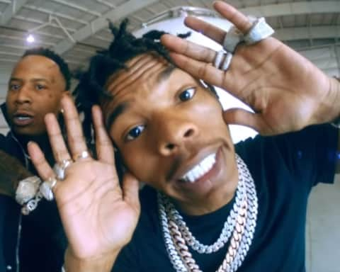 New Video Moneybagg Yo - U Played (Feat. Lil Baby)