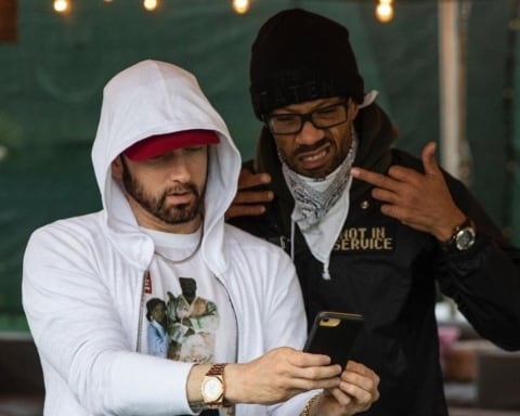 Redman Lists His Favorite Songs From Eminem's New Album 'Music To Be Murdered By'