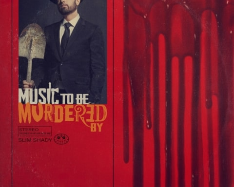 Stream Eminem's New Surprise Album 'Music To Be Murdered By'