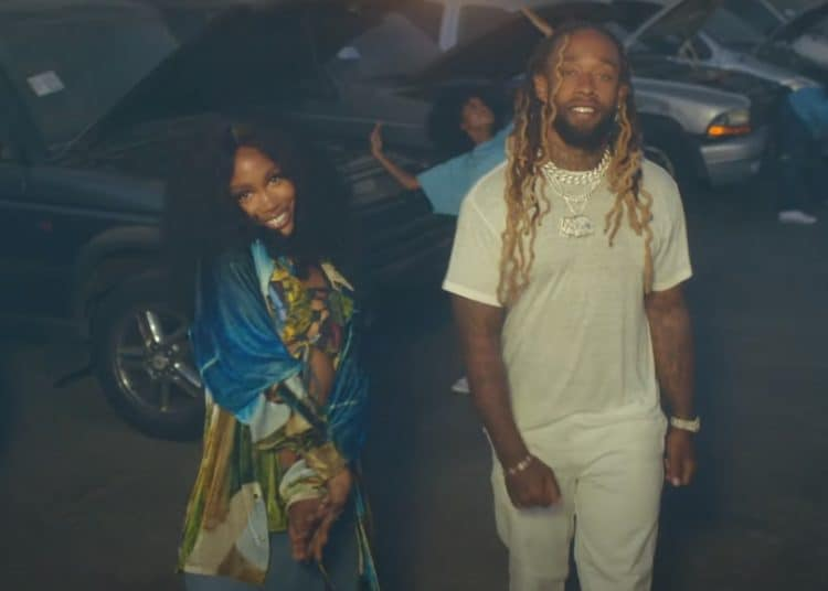 SZA Returns with A New Song & Video Hit Different Feat. Ty Dolla Sign